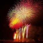 笛吹市夏祭り石和温泉花火大会の穴場4選!2017年の日程・有料席チケットは?