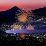 諏訪湖花火大会 2018年の日程・有料席は?穴場スポットも紹介!