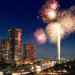 天神祭花火の2017年の日程・時間は?穴場6選も紹介!
