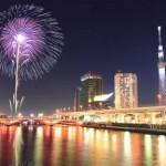 隅田川花火大会が見えるホテル7選【2020年度版】