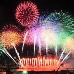 第32回 なにわ淀川花火大会 2020年の日程・時間は?穴場5選はココ!