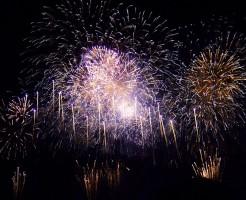 多摩川(たまがわ)花火大会