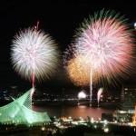 第50回 みなとこうべ海上花火大会 2021年の日程と見えるホテルは?穴場5選も紹介!