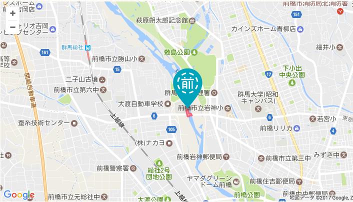 前橋花火大会2017アクセス